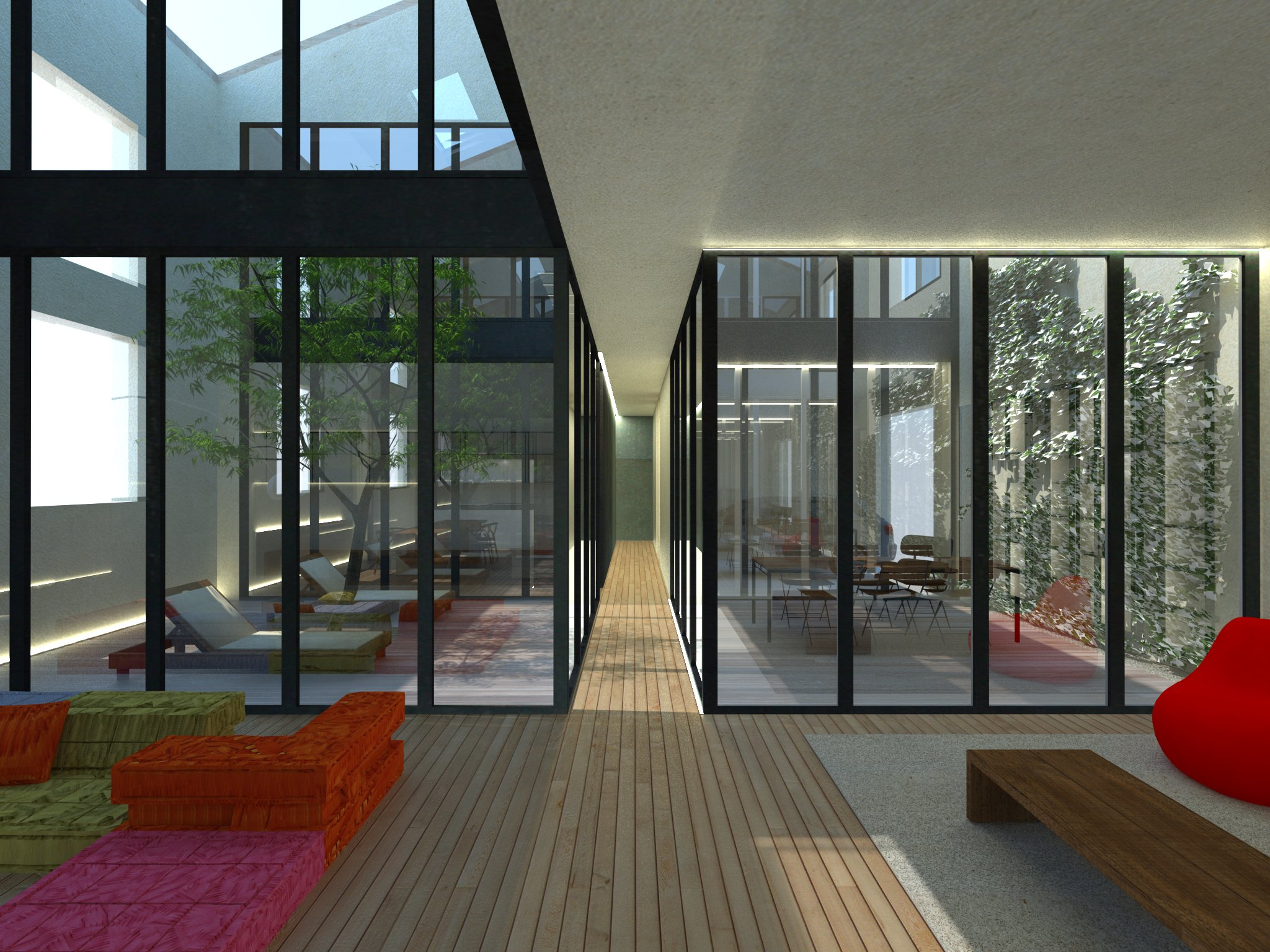 loft cb matteo selleri interior design imola
