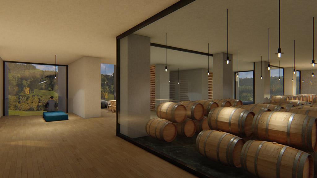 progettazione cantine vinicole design - matteo selleri studio architettura imola