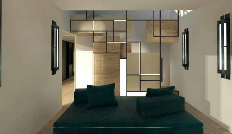 ristrutturazione appartamento imola - matteo selleri architetto imola